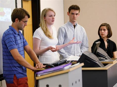 Technical Courses For Mba Students by Record Student Presentations With Voicethread Drexel Lebow