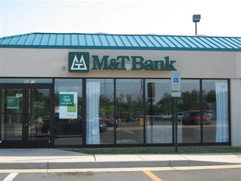 m and t bank contact m t bank banks credit unions 43911 farmwell hunt plz