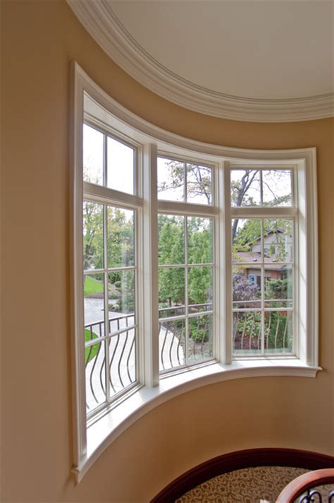 curved windows curved window treatment windows cleveland by keim