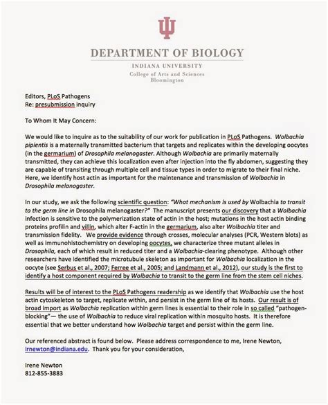 plos one cover letter microbial diversity