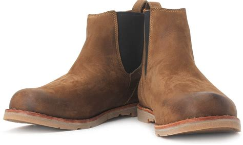 mens boots india timberland 2 0 rugged chelsea boots for buy brown