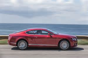 2015 Bentley Coupe 2015 Bentley Continental Gt Speed Review