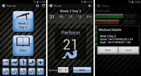 weightlifting app android best android apps for strength and weight lifting android authority