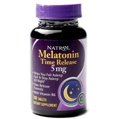Does Melatonin Detox Brain by Natrol Melatonin 5 Mg 100 Tablets Evitamins