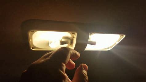 dome light fixture installation kohree led rv dome light fixture review and installation