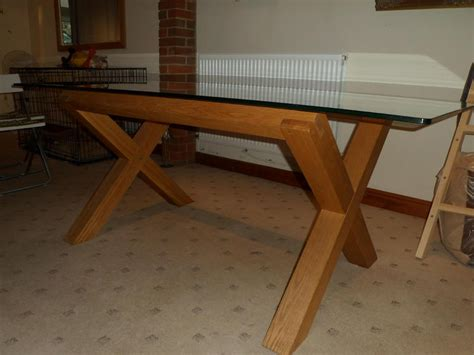 Dining Room Tables Habitat Habitat Dublin 6 Seater Oak And Glass Dining Table