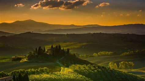 beautiful com beautiful tuscany landscape italy hd wallpaper download
