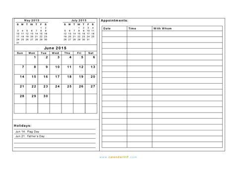 this is the month of june 2015 and we are sharing printable june