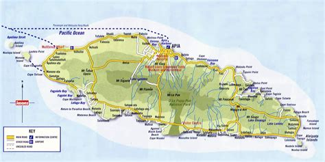 samoa map of the world maps of samoa map library maps of the world