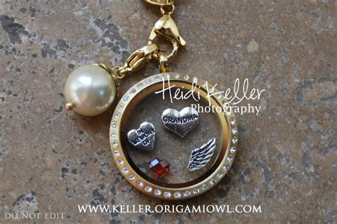 Origami Owl In Memory Of - 16 best images about remembrance lockets on