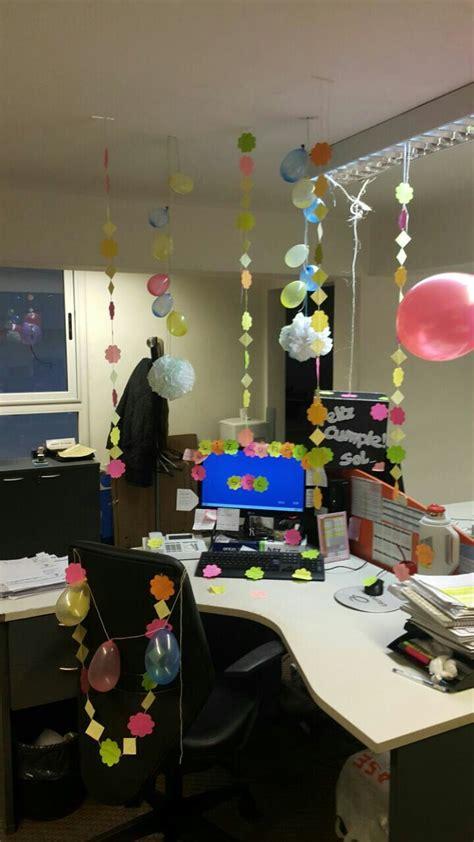 cumplea 241 os decoracion oficina cumplea 241 os deco oficina