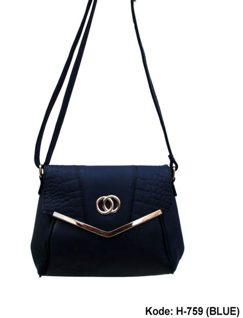 Tas Wanita Tas Fashion Bag Seri 2137 Selempang Cewek herbosa fashion bags