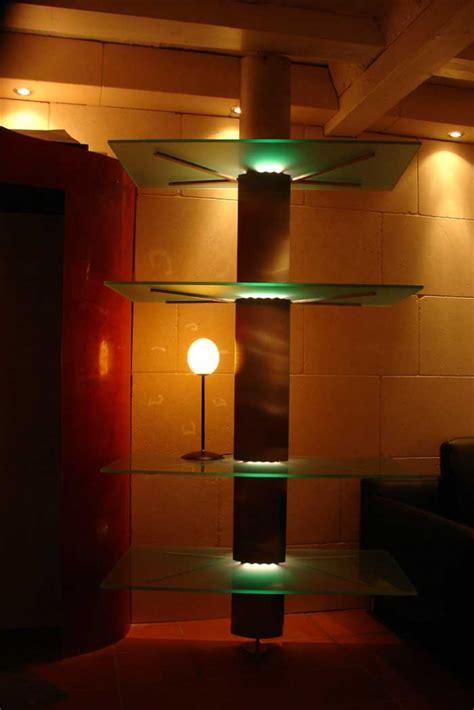 regal grün led regale glas raum und m 246 beldesign inspiration