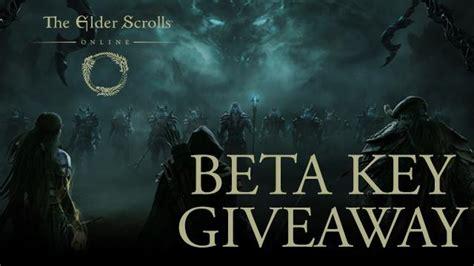 Elder Scrolls Online Beta Key Giveaway - the elder scrolls online jetzt beta key gewinnen und ab freitag mitspielen letzte