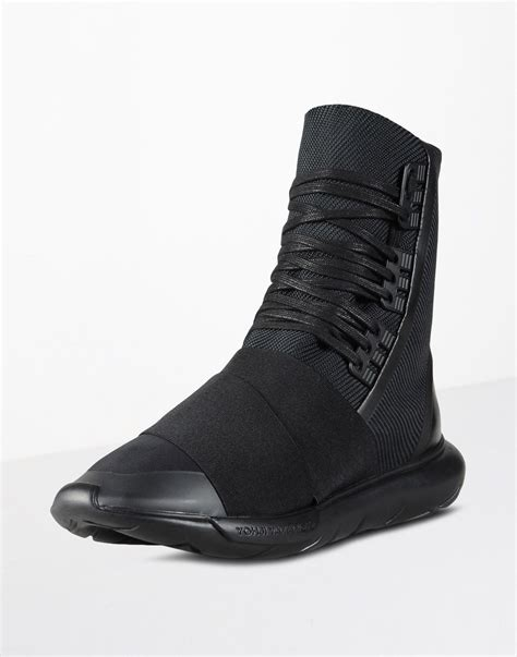 y3 boots y 3 qasa boot for adidas y 3 official store