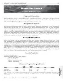 Diesel Mechanic Resume by Sle Resume For Diesel Mechanic Reportspdf819 Web Fc2