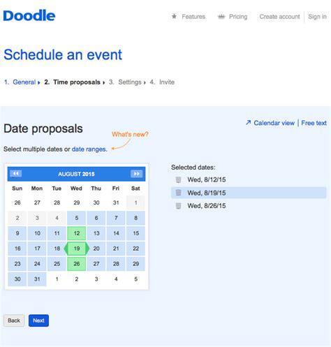 doodle poll limit doodle 排定行程 也可以超簡單 dcplus 數位行銷實戰家