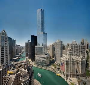 Trump International Hotel Amp Tower Chicago Il Aaa Com