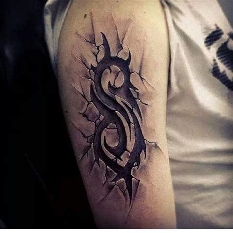 slipknot tribal s tattoo 25 best ideas about slipknot on corey