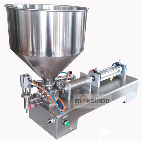 Mesin Maksindo mesin filling cairan dan pasta msp fl300 toko mesin