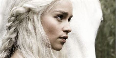 emilia clarke game of thrones game of thrones ganja three khaleesi approved pot strains