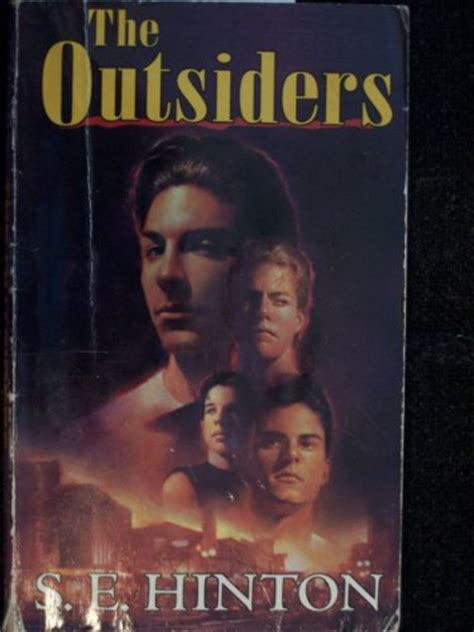 the outsiders book pictures the outsiders by s e hinton book review of classic