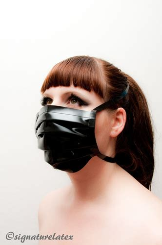 Dressing Wardrobe by Latex Surgical Mask