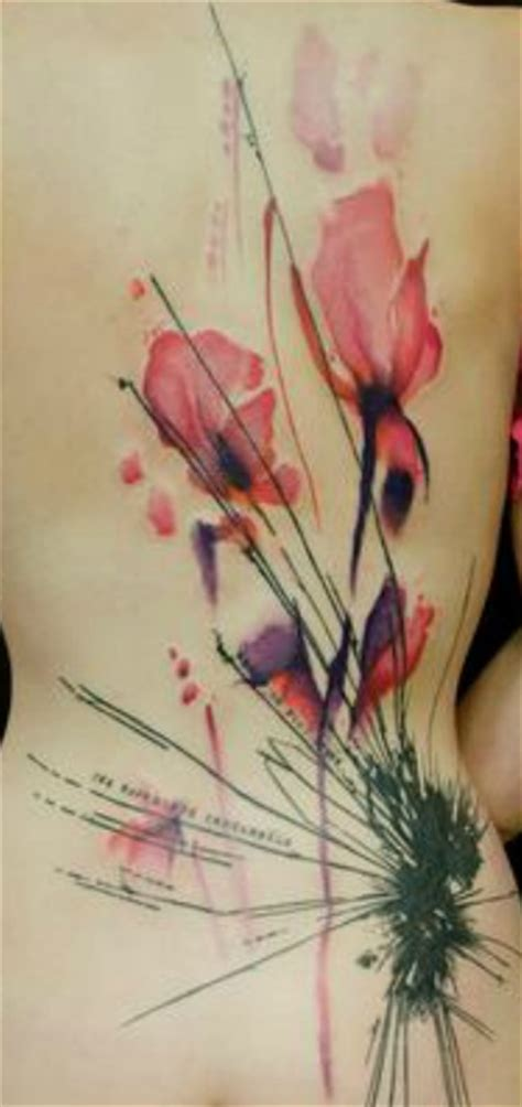 watercolor tattoo france 17 best images about water color tattoos on