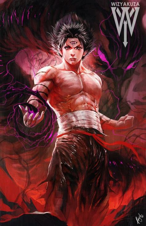 T Shirt Tekken Coklat Dtg Digital Print 64 best images about wizyakuza on
