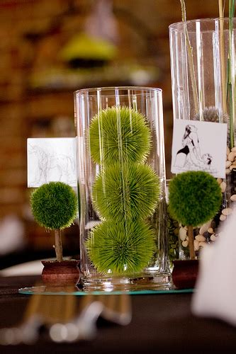 wedding centerpieces non flowers knotting hill photography non floral centerpieces