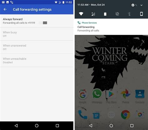 android call forwarding how to forward calls on android beebom