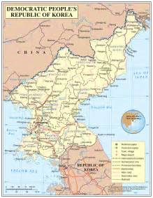 political map of korea detailed political and administrative map of korea korea political and
