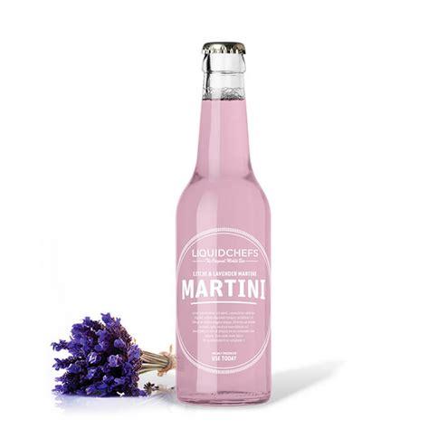 martini litchi litchi lavender martini