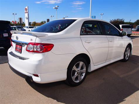 2012 Toyota Corolla S White Toyota Corolla 2012 White Sports Www Pixshark