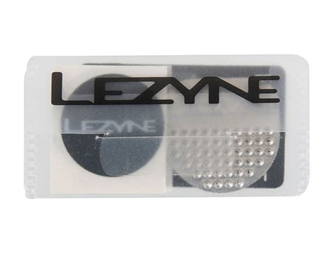lezyne engineered design products tire repair patch kits smart kit
