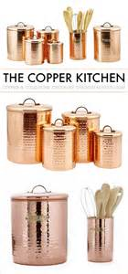 Home Kitchen Accessories by Copper Kitchen Decor Guide The 36th Avenue