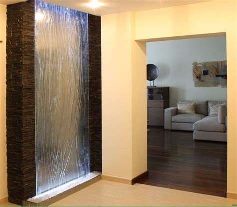 decorative glass wall panel  relaxing design soft