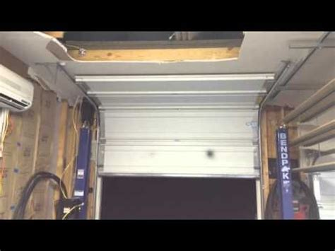Complete Guide How To Do High Lift Garage Door High Lift Garage Door Conversion