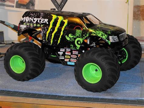energy jam truck a truck rc road vehicles