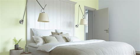 schlafzimmer wandgestaltung farbe ideen f 252 r die gestaltung vom schlafzimmer alpina farbe