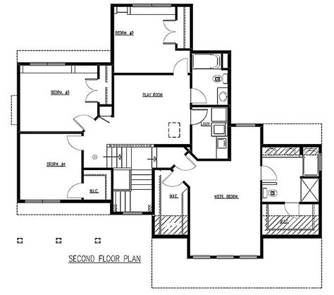 floor plans for 3000 sq ft homes new home plans