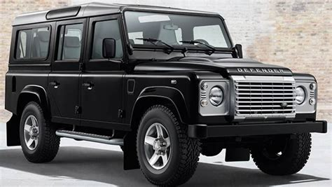 land rover defender 2015 price 2015 land rover defender special packs car news carsguide