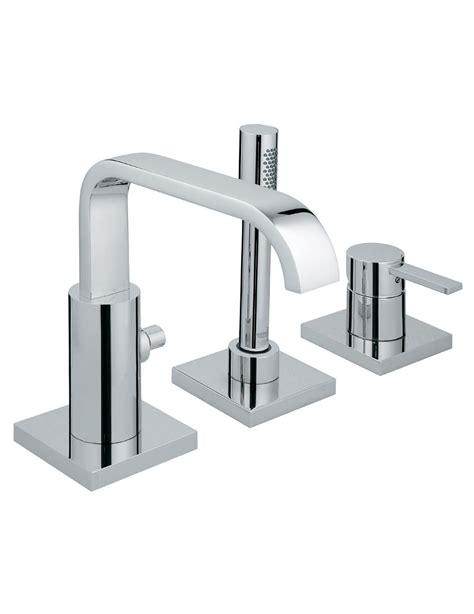 spa bath shower combination grohe spa 3 single lever bath combination