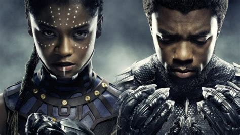 film marvel in successione black panther shuri e t challa super duo nella clip in