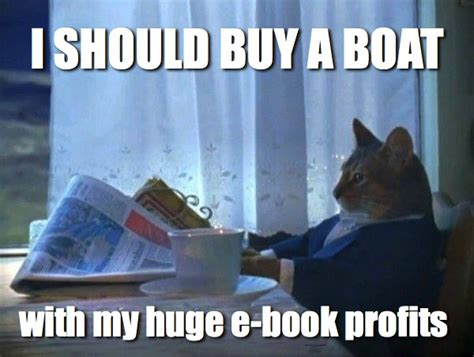 should i buy a boat or plane publishing strategery how my blog to book plan went bad