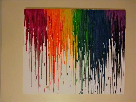 acrylic paint canvas contemporary rainbow painting ideas for canvas with preety