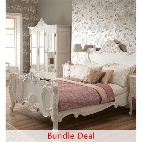 La Rochelle Bundle Deal 14 French Furniture From Bedroom Furniture Bundles