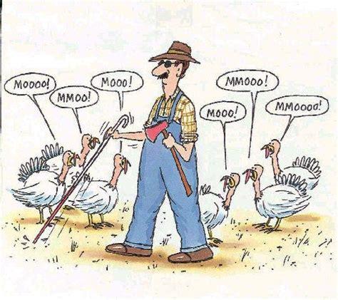 Happy Thanksgiving and Fun Turkey Cartoons