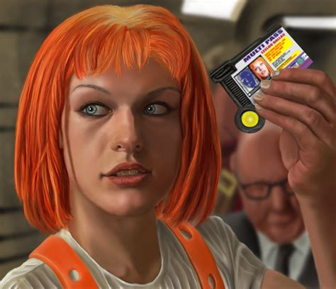 The Fifth Element the fifth element leeloo www pixshark images
