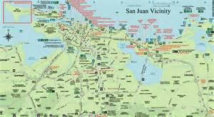 San Juan Puerto Rico Map by Maps Of San Juan